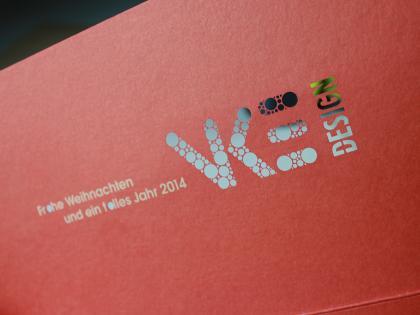 VKE Design – Weihnachtskarte 2013