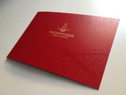 Amtsapotheke Wuth, Diez – Weihnachtskarten