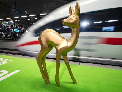 Bambis an Bord – Nico Rosberg liefert die Trophäen