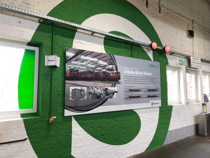 S-Bahn-Werk Erkner – Tag der offenen Tore 2019