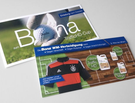 Bona – Mailingaktionen