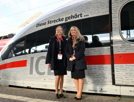 Berlin – München unter vier Stunden