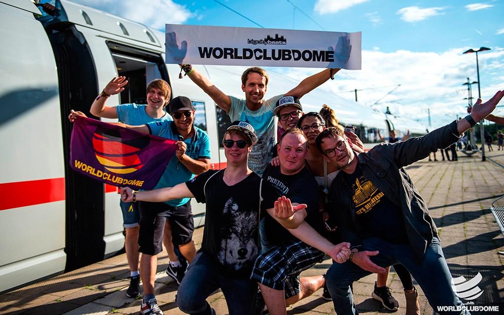 World Club Dome 2018 – feiern im schnellsten Club-Train der Welt!