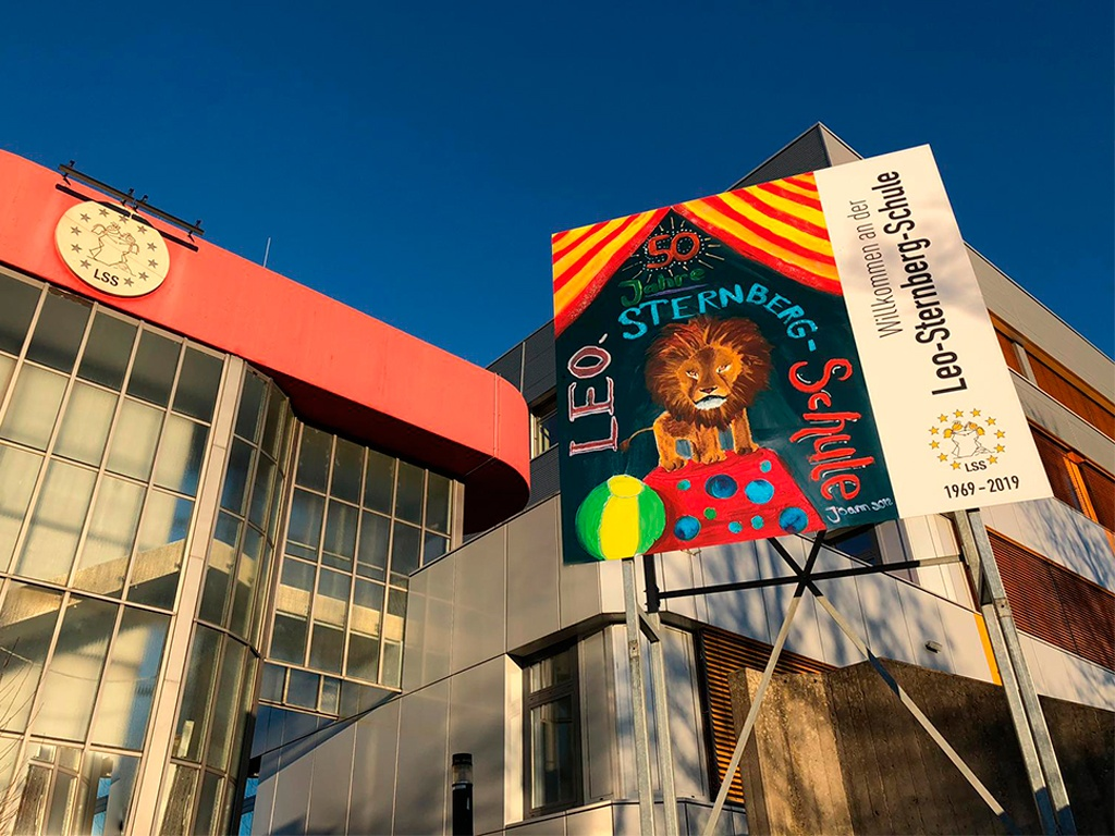50 Jahre Leo-Sternberg-Schule, Limburg
